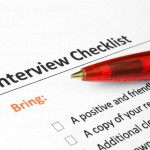 The Successful Interview Checklist