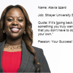 Meet the Success Coaches: Atavia Izzard