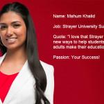 Meet the Success Coaches: Mahum Khalid