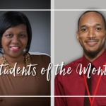 Meet our Strayer Students of the Month