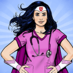 "Strayer Gives Nurses ""Superhero"" Recognition"